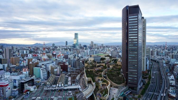10 Japan Osaka City