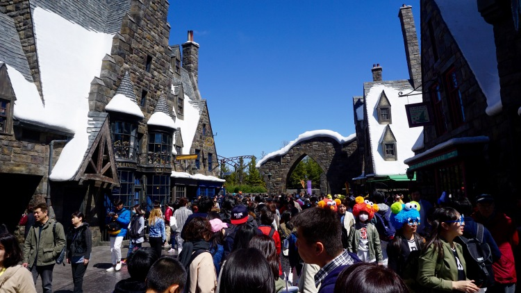 17 Japan Harry Potter Universal
