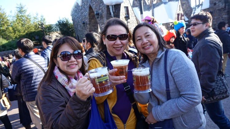 21 Japan Harry Potter Universal Butter Beer
