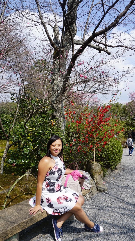 58.7 Japan Kyoto Arashiyama Garden