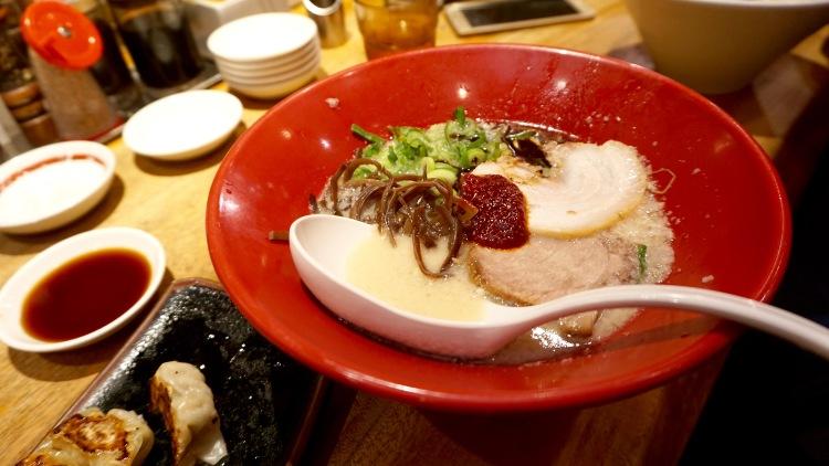 8 Japan Ramen Ippudo