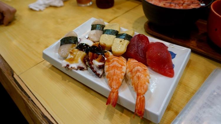 80 Japan Food Sushi