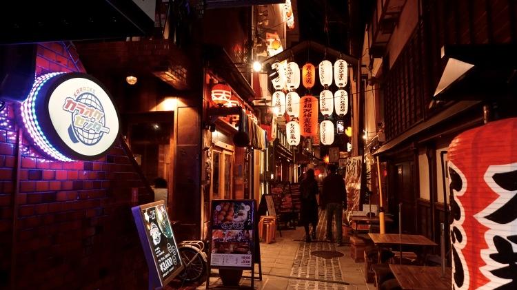 84 Japan Travel Osaka
