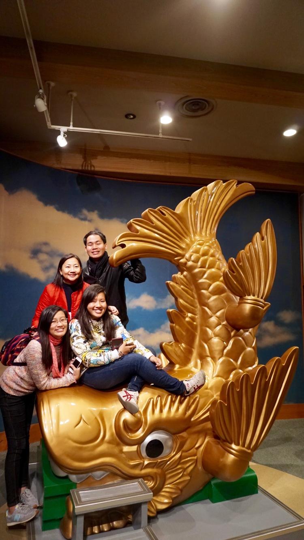 107 Japan Travel Nagoya Castle