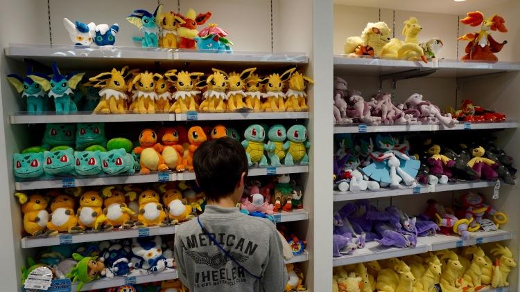 110 Japan Travel Nagoya Pokemon Center